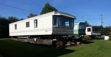 caravan park north wales