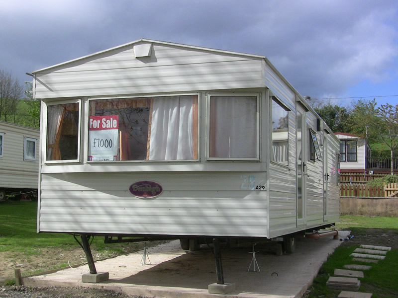 Denbigh caravan for sale