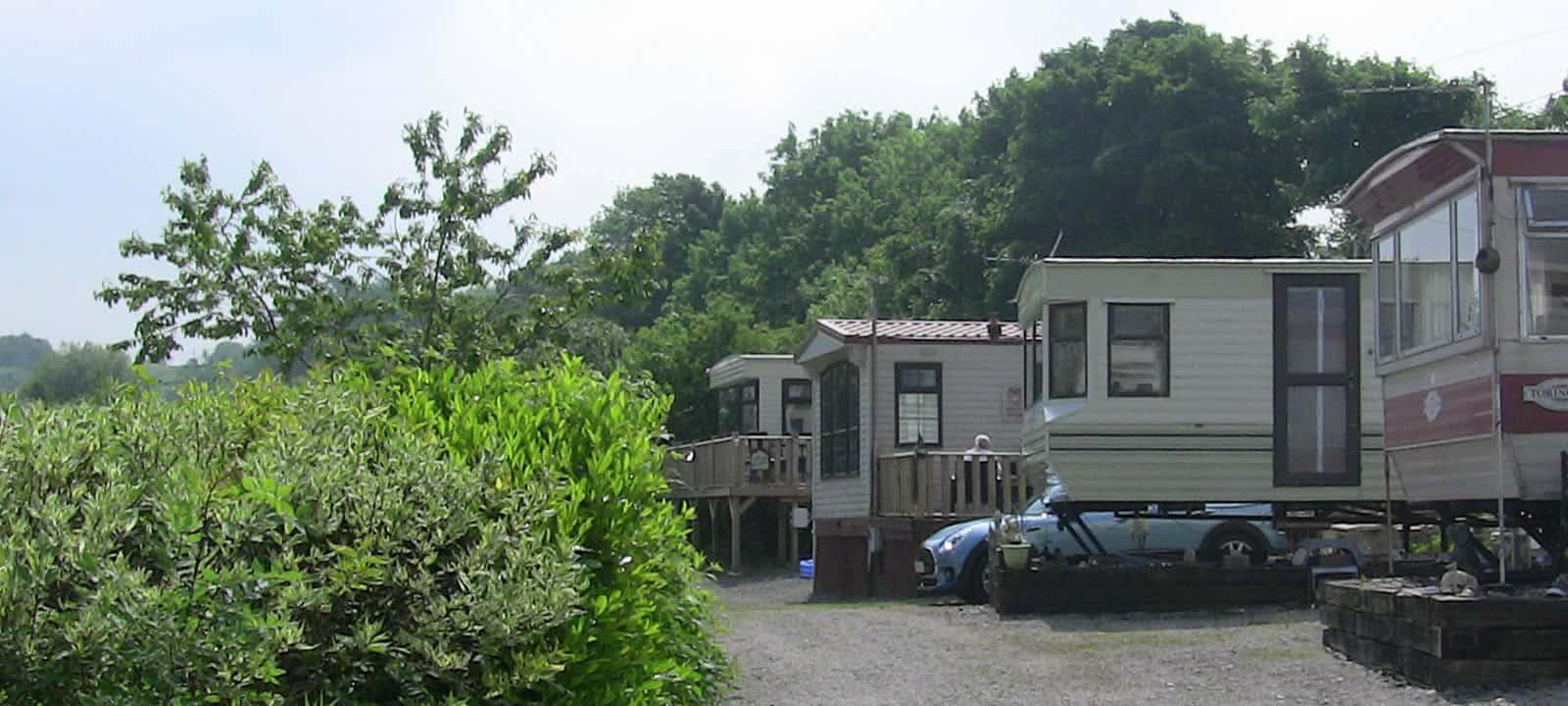 caravan park denbighshire