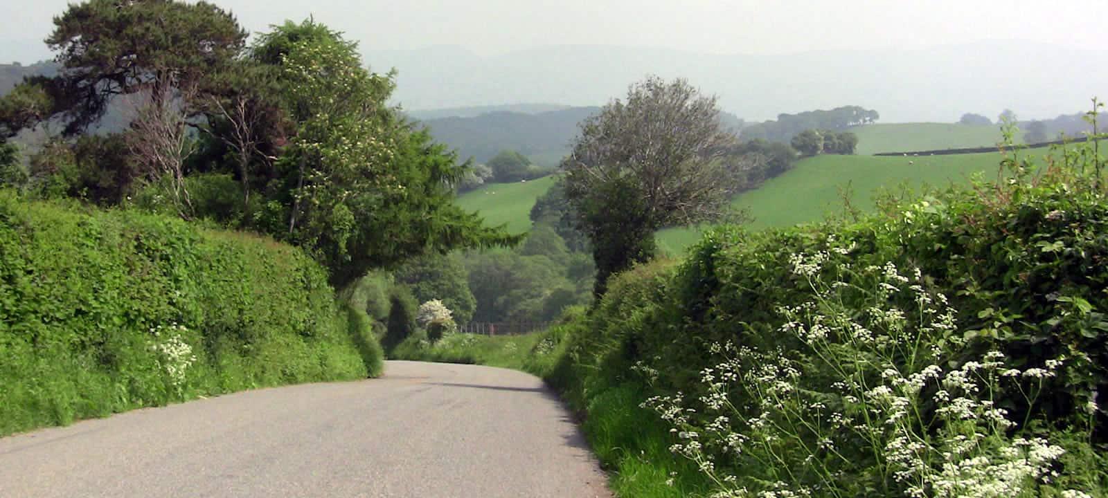 beautiful denbighshire countryside