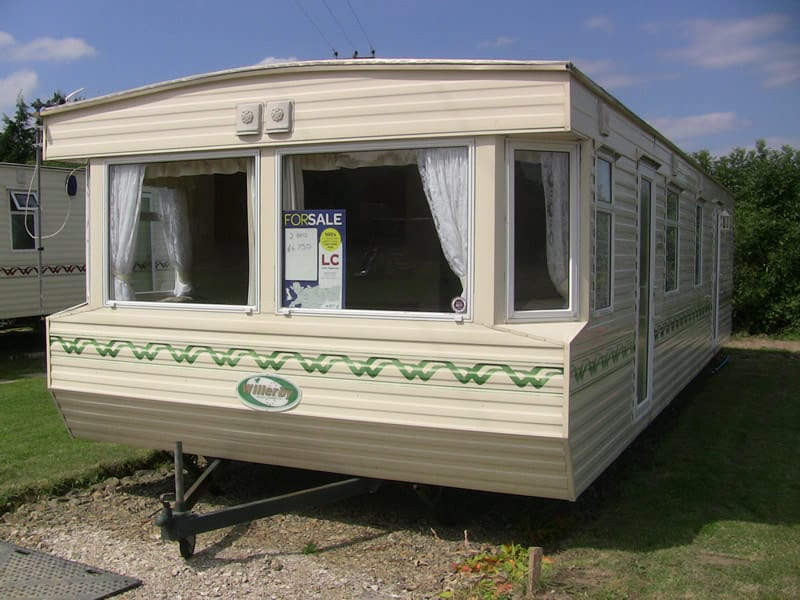 willerby salisbury caravan for sale