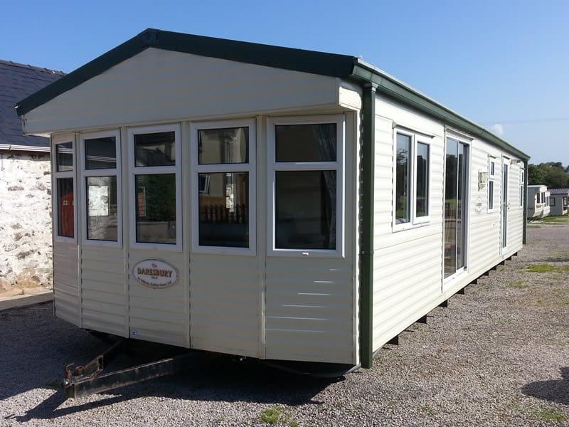Willerby Daresbury 2004 static caravan for sale