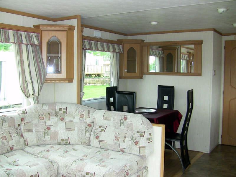 North Wales Caravan Park Caer Mynydd Saron Denbigh